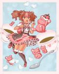 Choko tea party