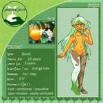 [Gardenia] Sorrel