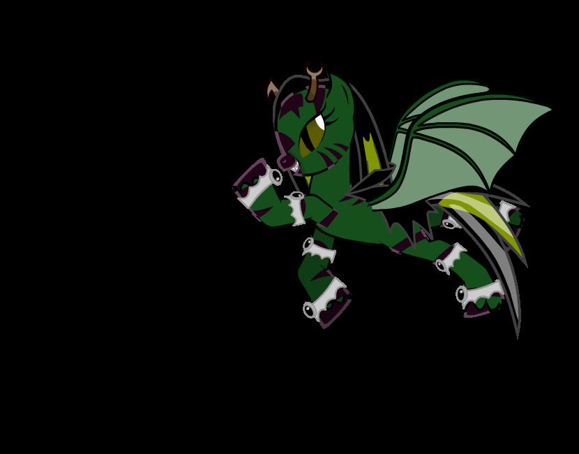 Evil My Little Pony By Robogeek100 On DeviantArt