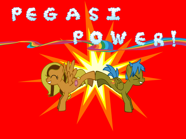 PEGASI POWER by robogeek100