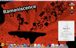 OSX Leopard on the realz by sgtrama