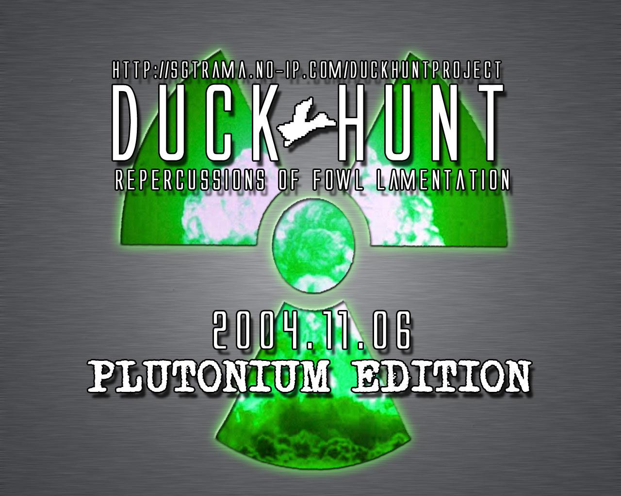 Duck Hunt - RoFL - Wallpaper 2 by sgtrama