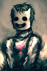 OFF: Zacharie by kamism