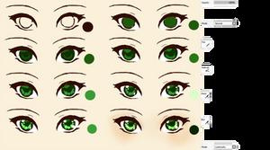 Anime Eye tutorial