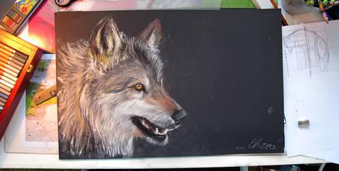 Wolf by Neovirah