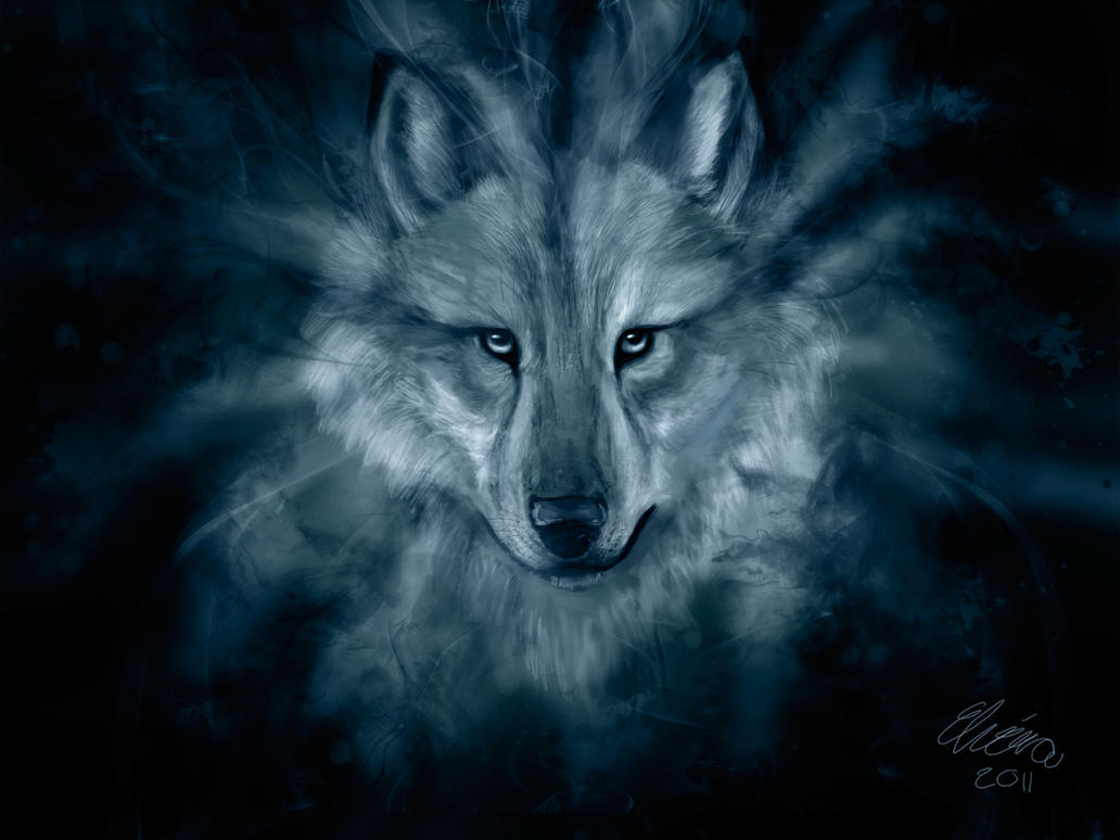 beast wolf wallpaper art - photo #39