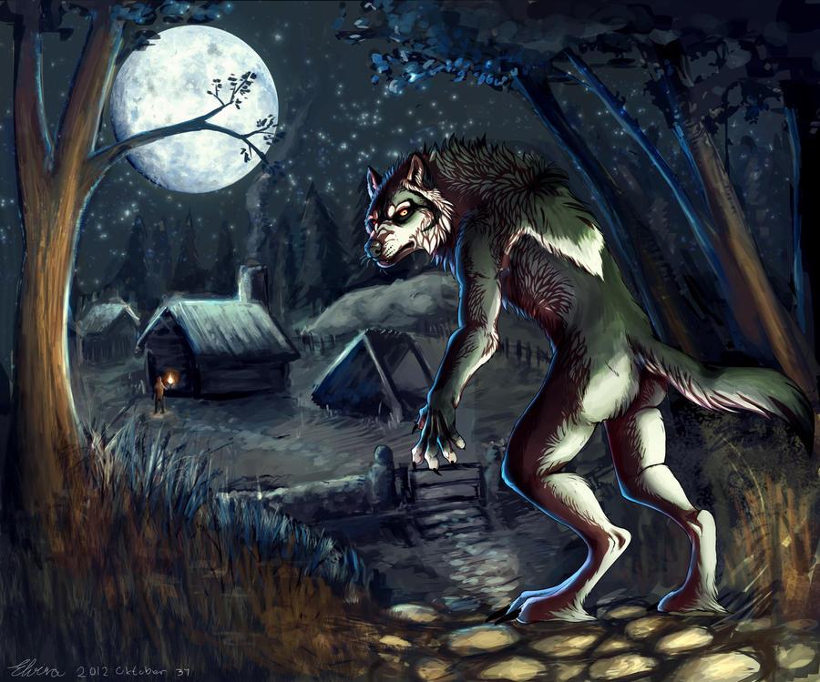 Werewolf by Neovirah