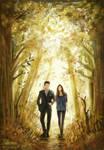 Forest Walk by Neovirah
