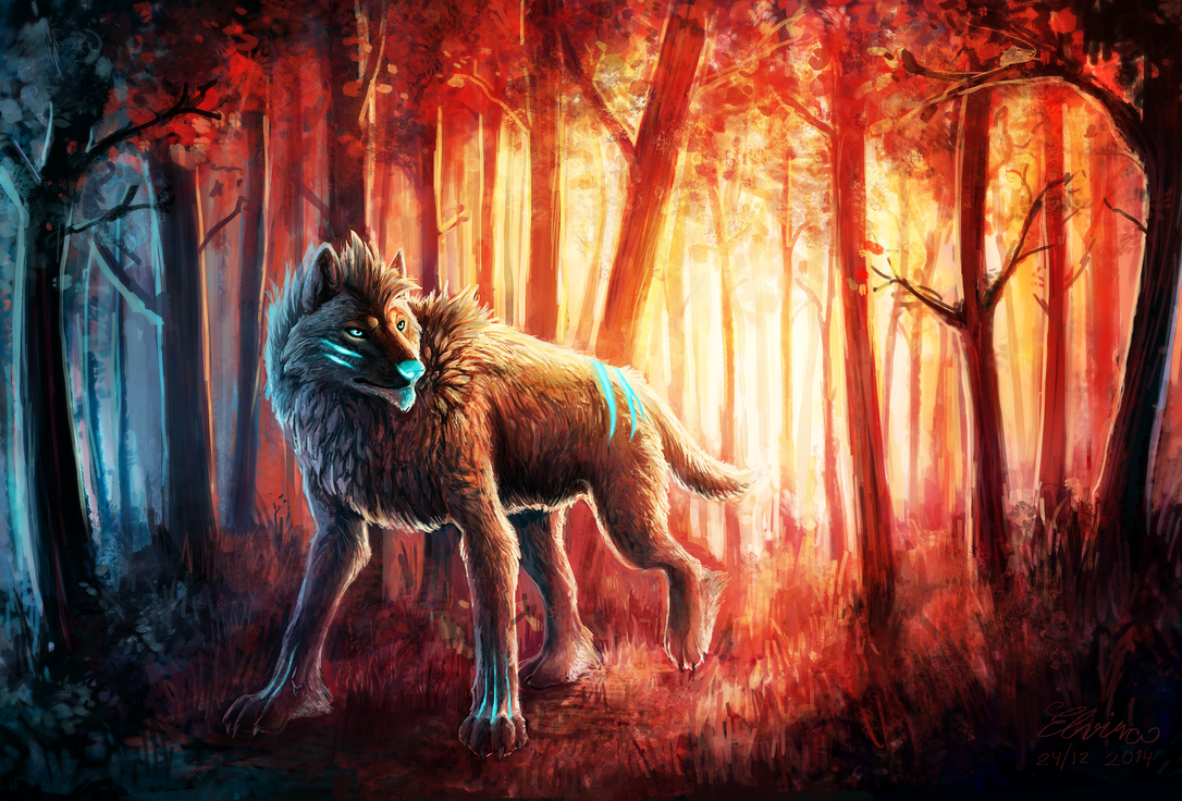 Red Sun by Neovirah