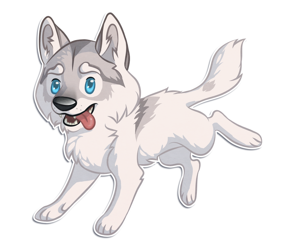 Wolfy by Neovirah
