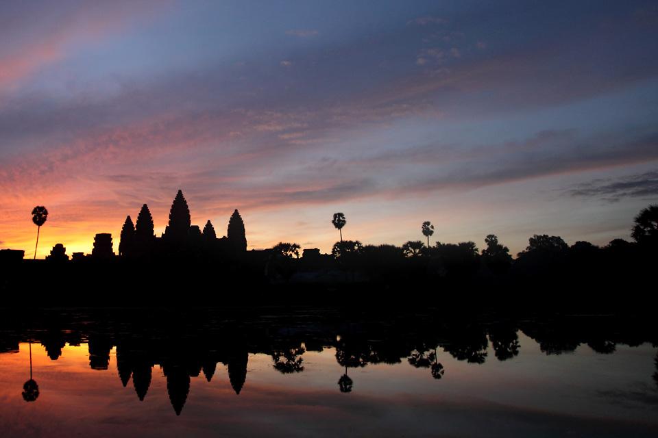 Angkor Wat 01 by dogansoysal