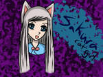 Sakura Cat Girl