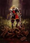 Arios, savior of Torduet