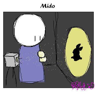 Mido's Shadow Puppet Theatre by hamnox