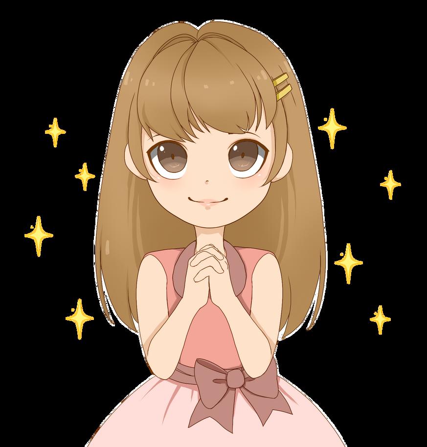 Nyan: Sparkly Sunday Dress by NekoNyan112516
