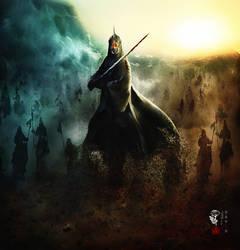 Evil War by raiondudud