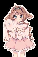 c - bunny by tabikori