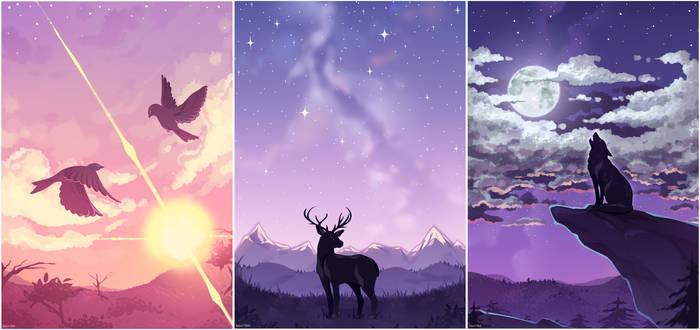 original - skies