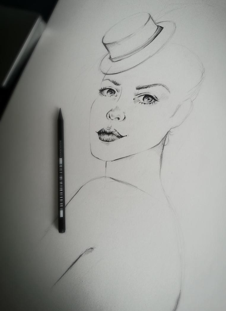 Work in Progress by XGinaTonicX