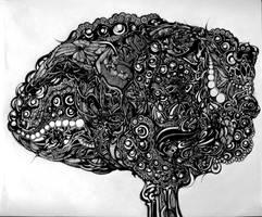Right Hemisphere - Mental Octopus