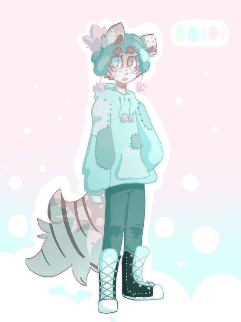 Pastel Marshmallow by WishingFox
