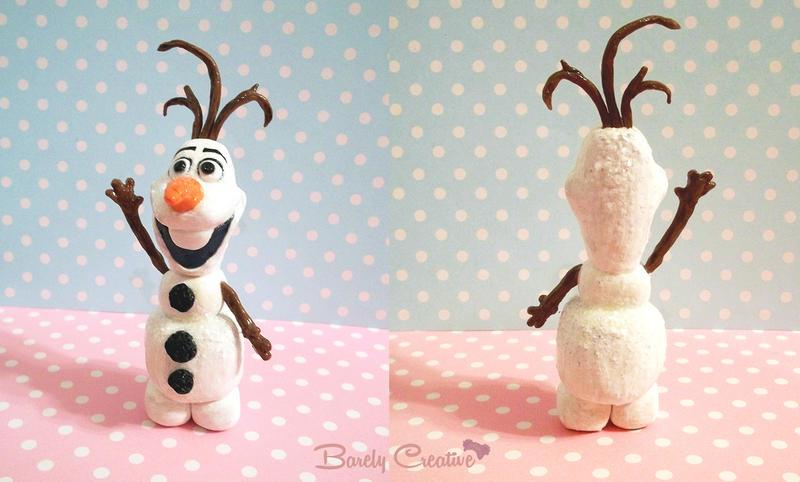 Olaf by BarelyCreative