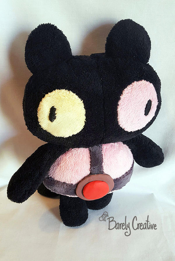 Cookie Cat Plush by BarelyCreative