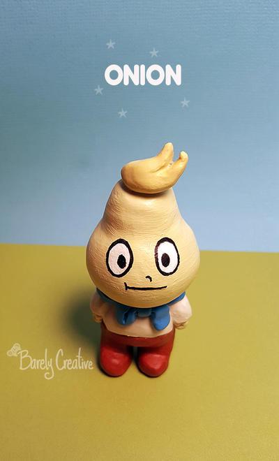 Onion by BarelyCreative