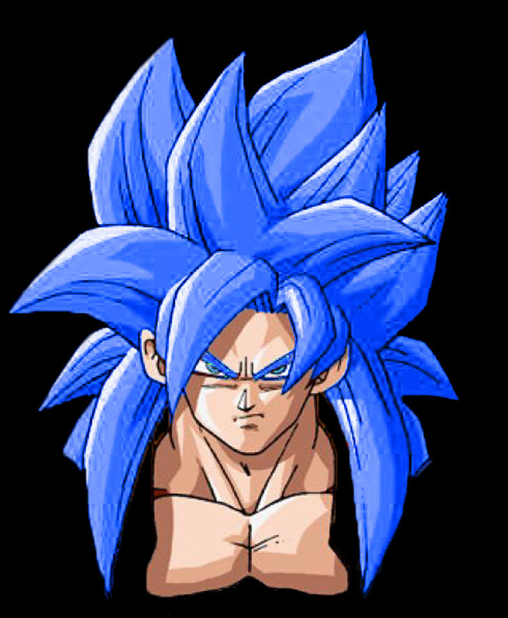 Ssj4 Gogeta Alternate Art By Lachlanweber On Deviantart