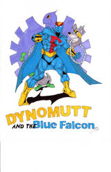 Dynomutt by Papotorres45