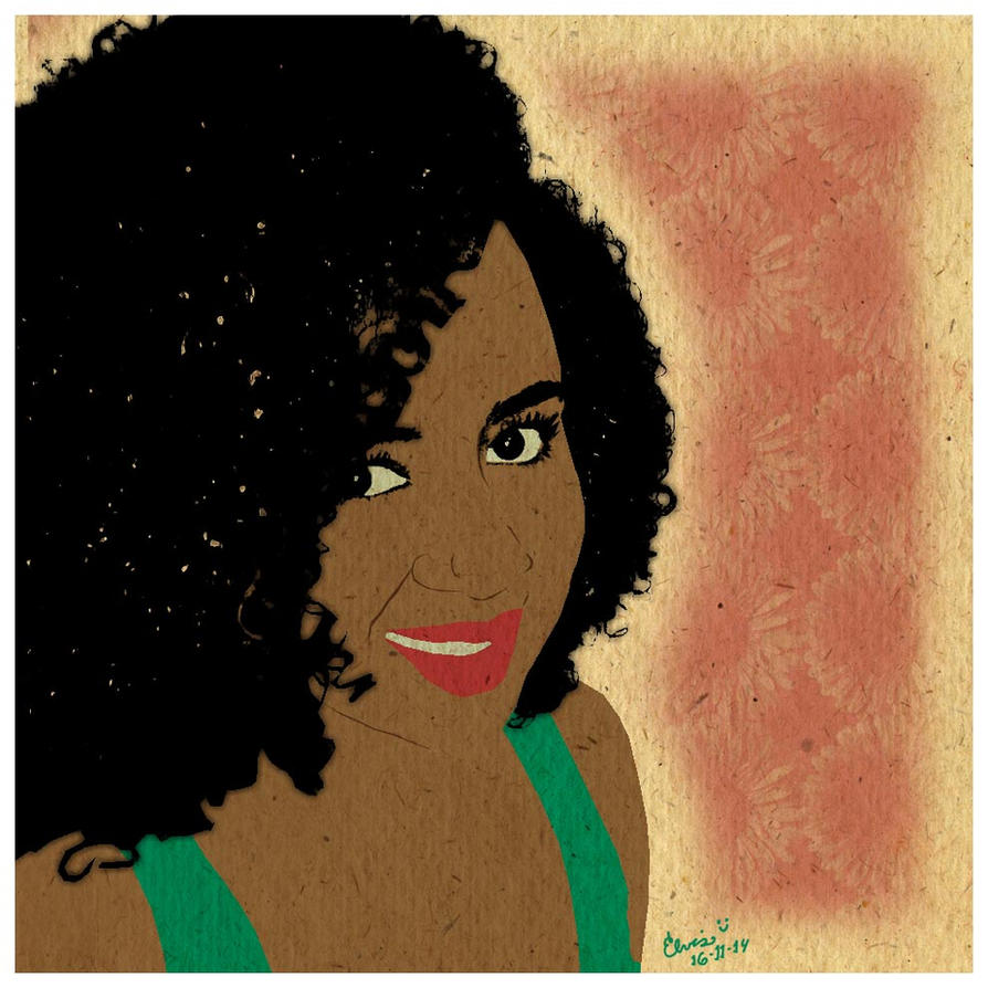Black Lady by gonke-king