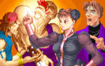 Chun-Li's Victory