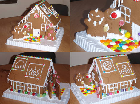 Avatar Gingerbread House