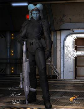 Commander A'nise Lede