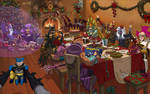 Dota 2 - Jingle Bells