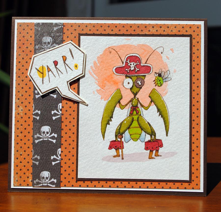 Card: Yarr! by Tiny-Tyke