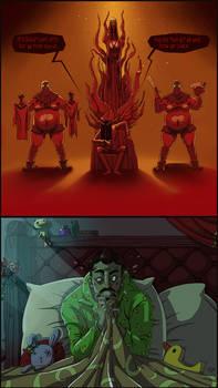 DA-Inquisition: Nightmare