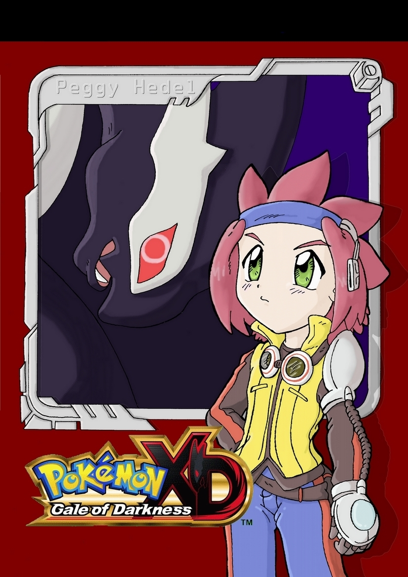 Cover of the manga by Pokemon-XD-the-Manga
