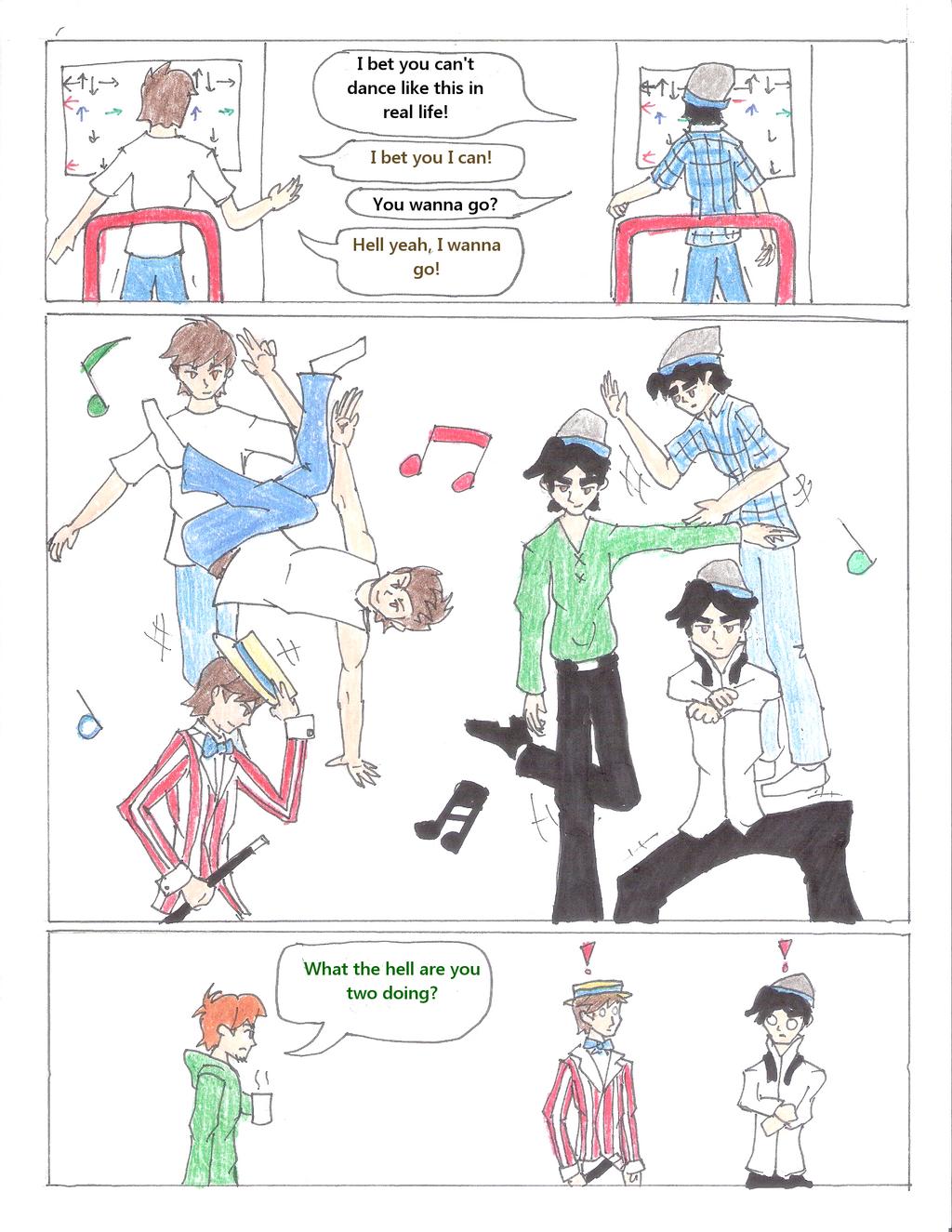 Various - Breakdancing