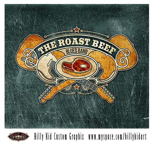 The Roast Beef Band By BillyKidGraphix On DeviantArt