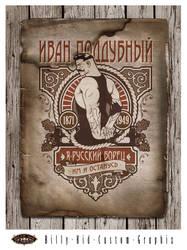 Ivan Poddubny by BillyKidGraphix