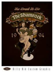 The Shamrock by BillyKidGraphix