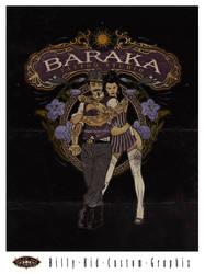 Baraka by BillyKidGraphix