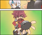 Elsword and Eve