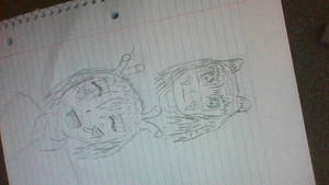 random head drawing #2 by austinfirefire2