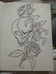 Tattoo Design by BluBunie