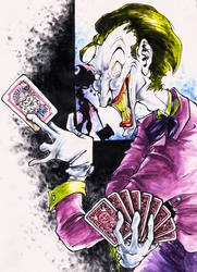 jokers wild by koosh-llama