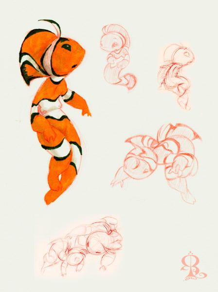 Fish People Ya By Koosh llama On DeviantArt