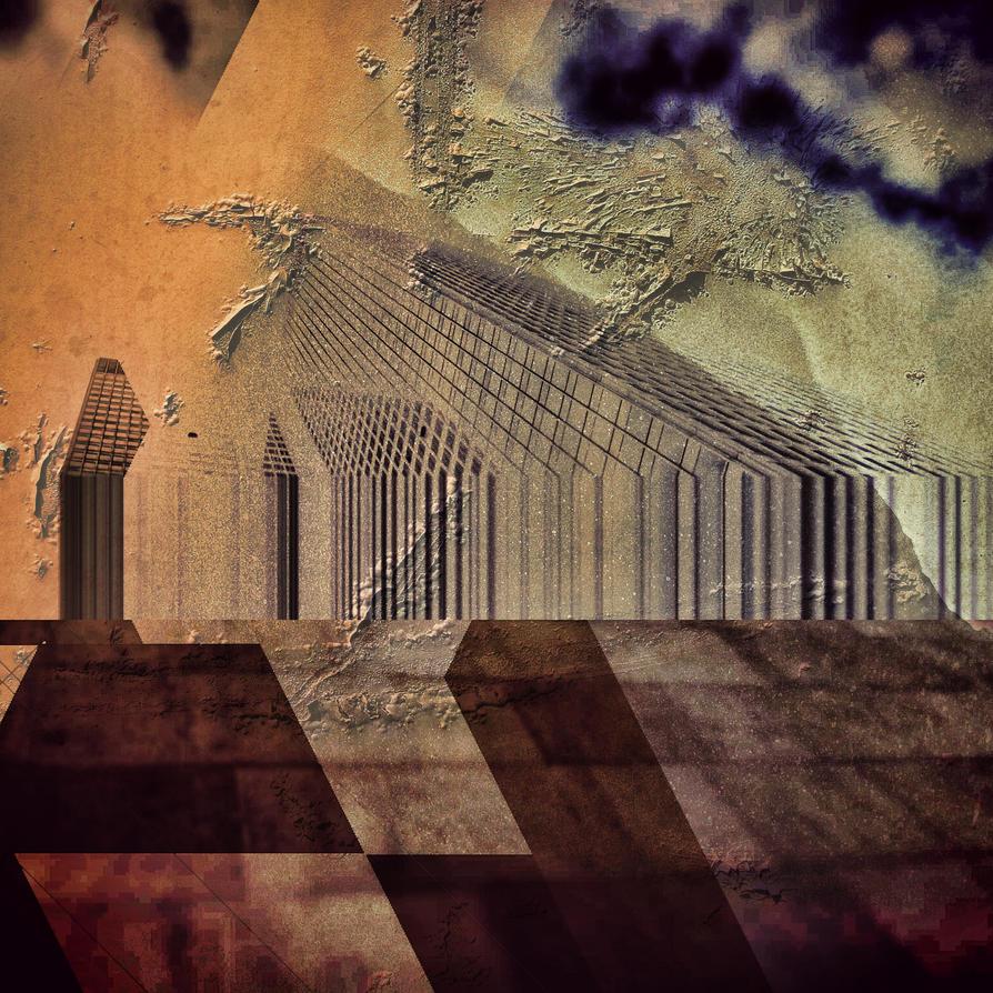 Dirty city by Jean-Francois Dupuis by jfdupuis