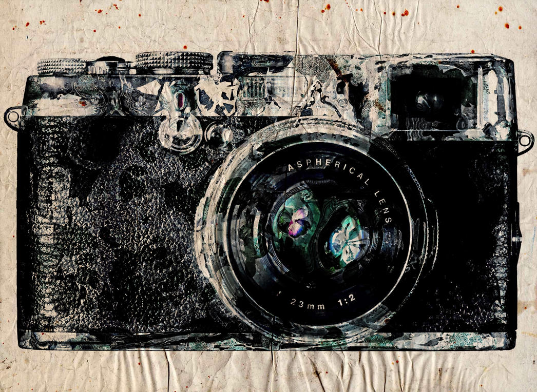 The camera by jfdupuis
